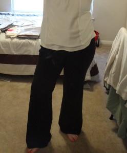 Pants Refashion