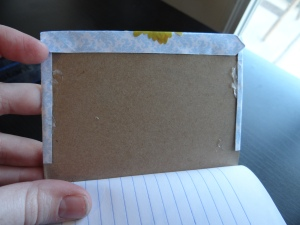 DIY Mini Notebook