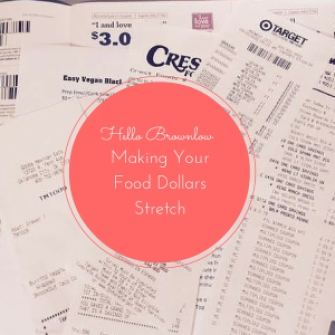 Make Your Food Dollars Stretch