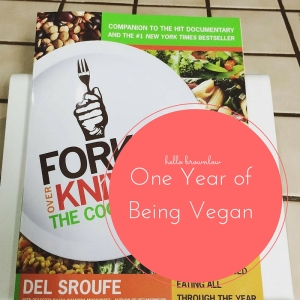 One Year of Being Vegan