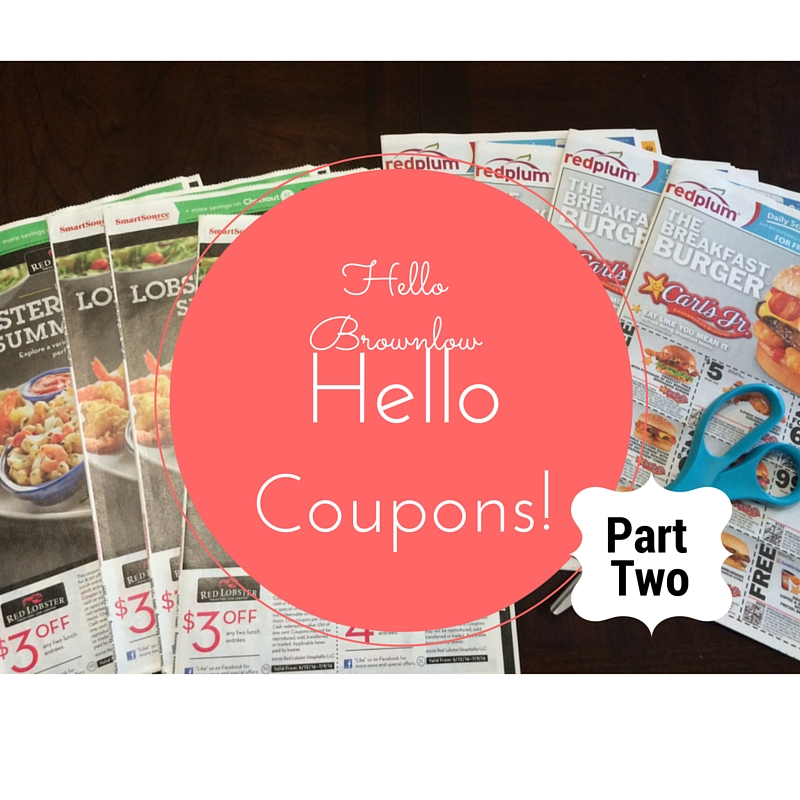 Hello Coupons Part 2