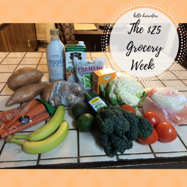 The $25Grocery Week